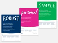 Bulb's Design Principles