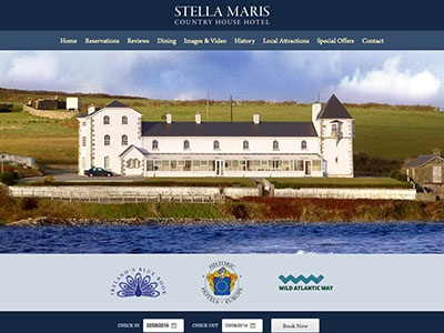 Stella Maris Country House Hotel star sea hotel ireland