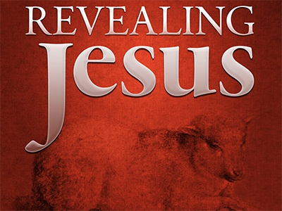 Revealing Jesus red garamond