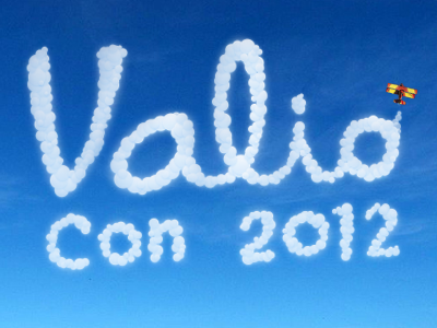Valio Con Skywriting valiocon rebound skywriting