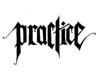 Practice: Lettering Sketch