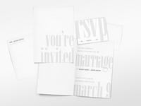 Invite Rsvp Envelopes