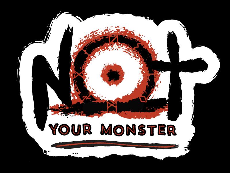 God of war not your monster dribbble
