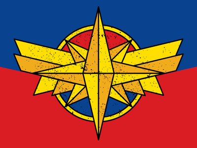 Captain Marvel: Emblem