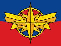Captain Marvel: Emblem