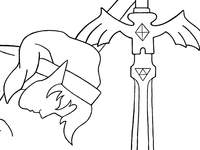 From the Ashes of Hyrule (WIP)