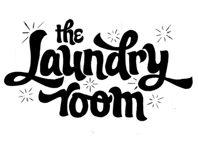 The Laundry Room - Logo Sketch by Dani Ward - Dribbble
