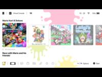 My Nintendo Switch UI REDESIGN