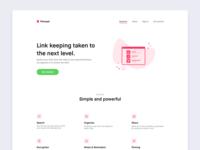 Pinmark — Landing Page