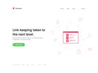 Pinmark — Landing Page Alternative