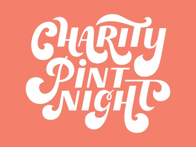 Charity Pint Night