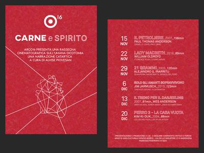 Carne e Spirito Flyer Argo16
