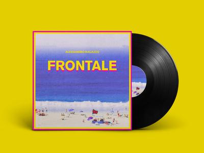 Alessandro Ragazzo - FRONTALE cover