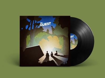 The Quest - Small Talks EP cover