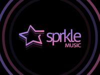 sprkle music rebranding