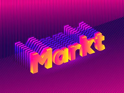 markt illustration