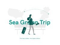 Sea Green Trip