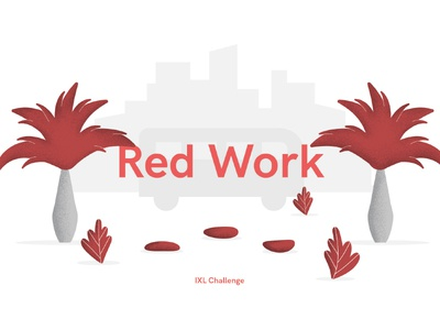 Red Work