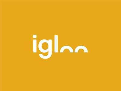 Igloo Graphics graphicdesign graphics color logos typography typo brand branding design logodesign logotype logo