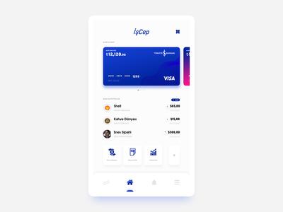 İş Bankası Concept Design