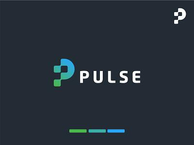 Logo design for Pulse energy pulse logo design icon logo