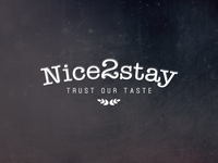 Logo design for Nice2stay