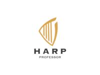 Harp Professor