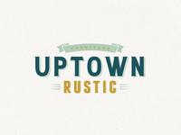 Uptown Rustic Furniture