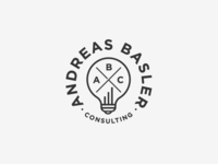 Logo design for Andreas Basler Consulting Company