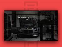 Website Design for Forge Speed