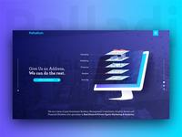 Website Design for Palladium Corp.