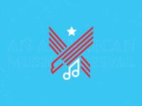 Musical Eagle Mark