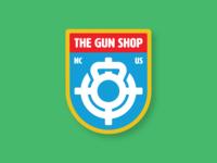 The Gun Shop Patch