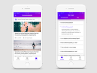 Azmain App Design WIP