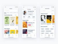 Book App 2nd - WIP
