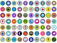 Symbly Gamification Badges