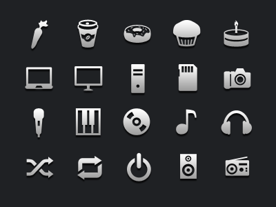 Latest Symbly Icons icons glyphs mono app wireframes