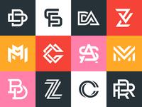lettermark set1