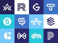 lettermark set2