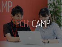 TECH::CAMP Branding