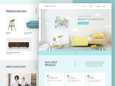 Interior Design Portfolio wix portfolio design interior