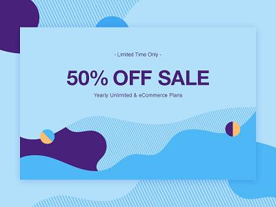 Sale deisgn vecor pop up sale