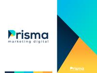 Prisma marketing digital - logo