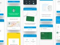 Starbucks Integration Wallet Mercado Pago