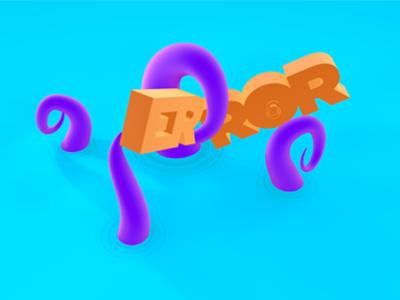 Kraken Error