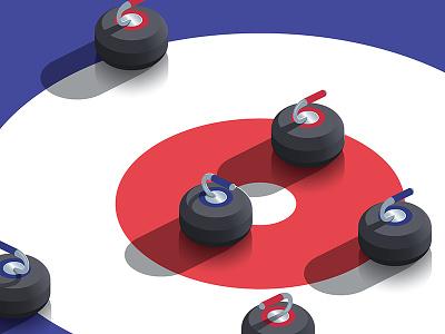 Curling pyeongchang winter olympics curling