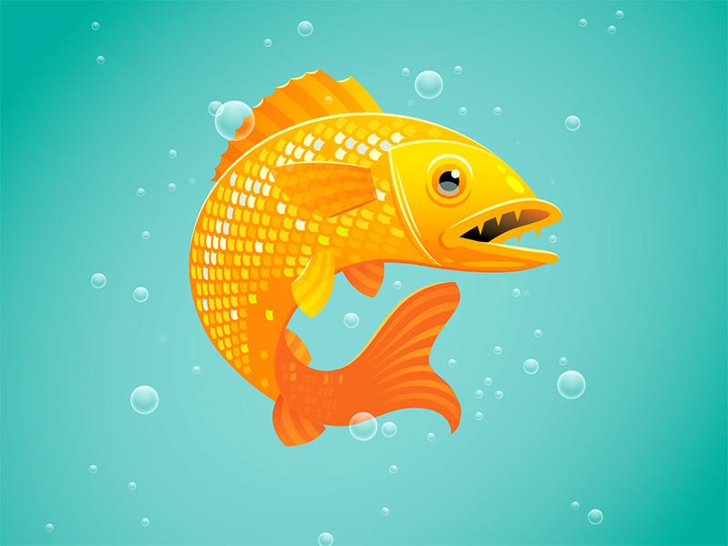 Fish vector fish