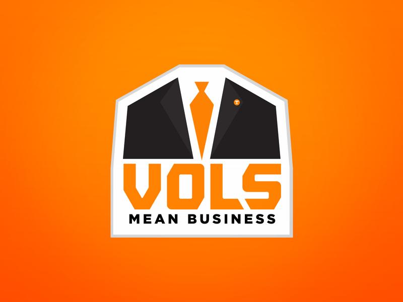 VOLS Mean Business