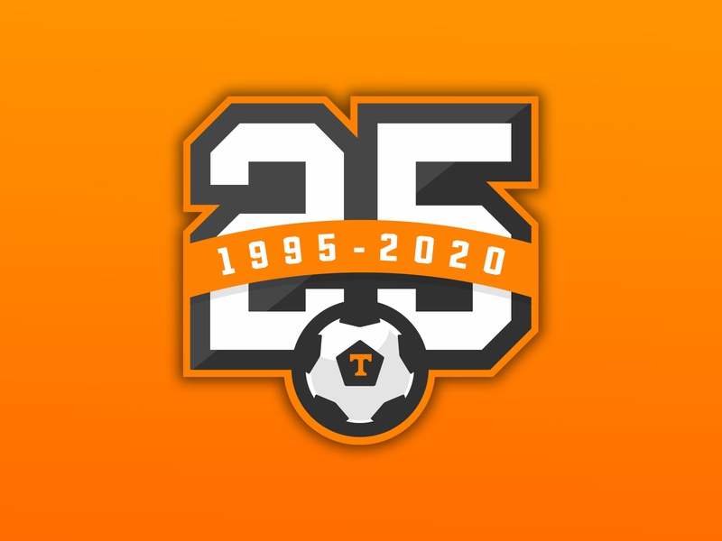 Tennessee Soccer 25th Anniversary