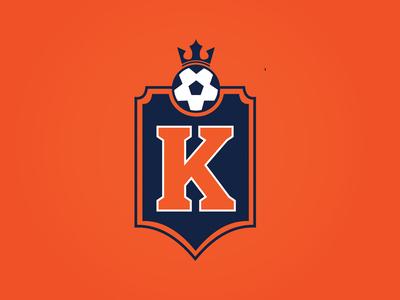 Kingston Soccer Crest